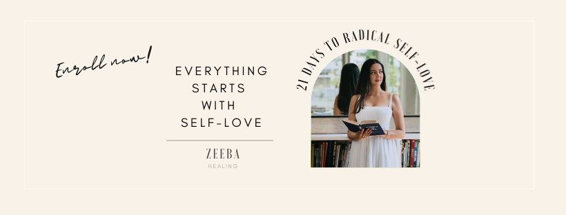 21-Day Journey to Radical Self-Love