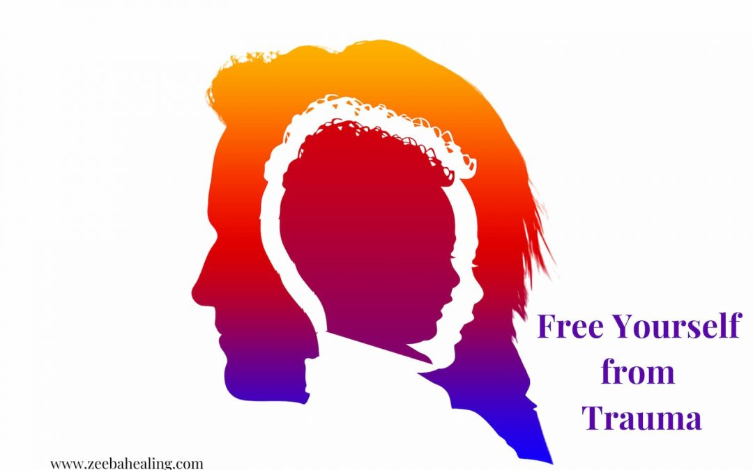 Free Yourself from the Life Sentence of Trauma